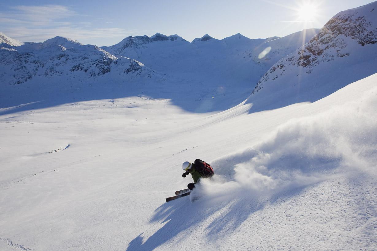 abisko-skidor