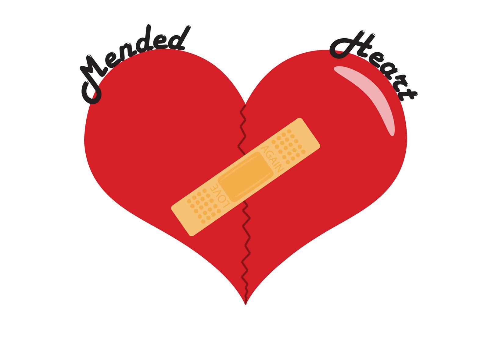Mended Heart logo