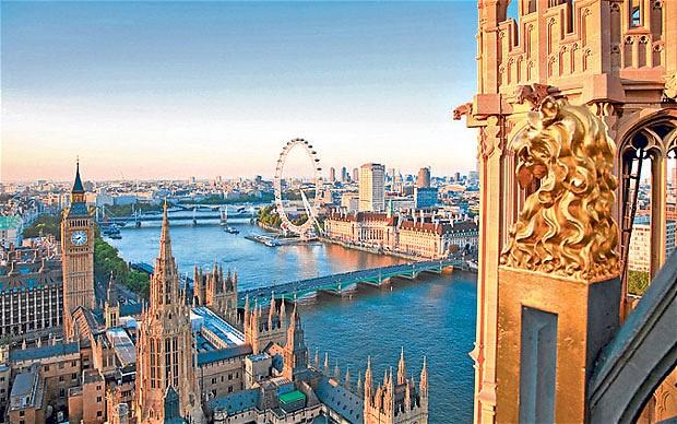 """""""En del av mitt hjärta kommer att slå för London""""."""