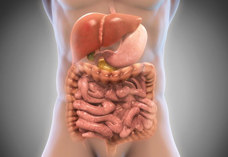 mat man blir lös i magen av